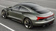 Audi e-tron GT concept : RS électrique