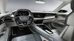 Officiel : Audi concept e-tron GT, la sportive électrique programmée pour 2020