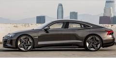 Audi dévoile le concept e-tron GT
