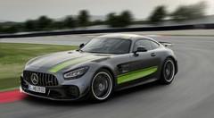 Los Angeles : Mercedes-AMG annonce sa GT R Pro et un facelift pour le modèle