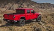 Jeep Gladiator : en Europe aussi