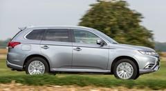 Essai Mitsubishi Outlander PHEV 2019 : en progrès !