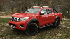 Essai Nissan Navara AT32 : star du trek