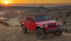 Jeep Gladiador (2019) : pick-up de l'extrême