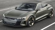 Audi e-tron GT concept : la Porsche électrique aux Anneaux