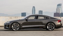 Audi e-tron GT Concept (2018) : Audi met vraiment les watts avec une GT sportive électrique