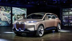 BMW vision iNext : un SUV électrique très innovant à Los Angeles