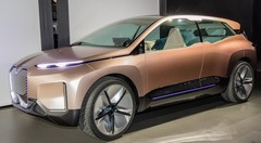 Los Angeles 2018: BMW iNext