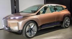 Los Angeles 2018: BMW iNext