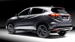 Honda HR-V Sport : gain de puissance
