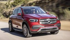 Essai Mercedes GLE : SUV tendance tapis volant