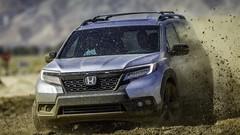 Honda dévoile le Passport