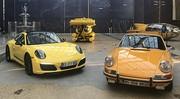 Porsche 911 Carrera T contre 911 2.2 T : En attendant la relève !