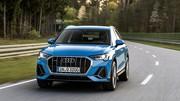 Nouvel Audi Q3: prix à partir de 33670 €