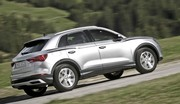 Audi Q3 2019 : Les prix du SUV compact enfin dévoilés