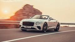 Marché auto : Bentley à + 250 % en novembre