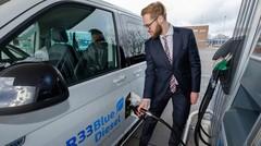 R33 BlueDiesel : le nouveau carburant innovant présenté par Volkswagen