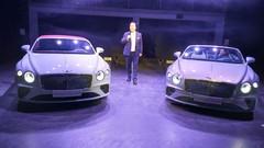 Bentley Continental GT Cabriolet : on est monté à bord. Notre avis !