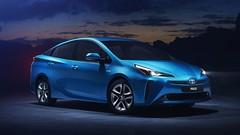 Toyota Prius (2019) : nouveau look et transmission intégrale pour les Etats-Unis