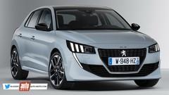 Future Peugeot 208 (2019) : la citadine aux dents longues