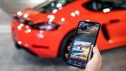 Porsche lance une application pour faire des road trips