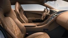 Aston Martin Vanquish Zagato Shooting Brake : voici l'intérieur