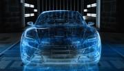 Porsche Taycan Cross Turismo : le prototype déjà testé virtuellement