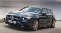 Essai Mercedes-AMG A 35 : Second couteau