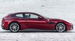 Essai Ferrari GTC 4 Lusso T