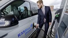 Volkswagen crée un diesel « propre »… à base d'huile de friture