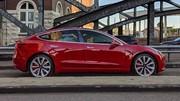 Tesla Model 3 : à partir de 53 500 €