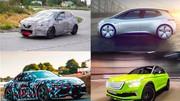 Les 19 nouveautés automobiles qui vont marquer 2019