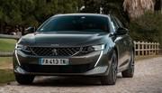 Essai nouvelle Peugeot 508 SW : pas de surprise, bonne surprise !