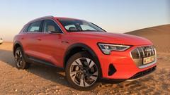 Essai Audi e-tron : le premier vrai concurrent de Tesla ?