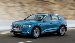 Essai Audi e-tron : Made in Belgium
