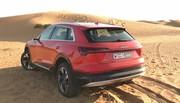 Essai Audi e-Tron 55 Quattro : nos impressions au volant du 1er SUV électrique de la marque