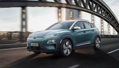 Hyundai Kona EV : autonomie rabotée !