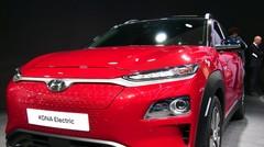 Hyundai Kona Electric : les autonomies revues à la baisse