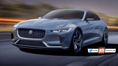 Future Jaguar XJ (2019) : la Tesla Model S dans le viseur