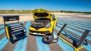 Renault Sport lance une ligne d'accessoires pour les modèles RS