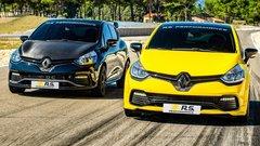 Renault Clio RS : une nouvelle ligne d'accessoires RS Performance