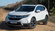 Essai Honda CR-V Hybrid