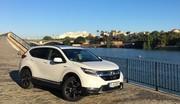 Essai Honda CR-V hybride : ampère et contre tous