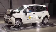 Fiat Panda : un très (très) mauvais score aux tests de sécurité Euro NCAP