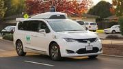 Taxis autonomes officiellement lancés par Waymo