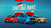 Promos: des offres de Noël chez Fiat, Ford et Opel