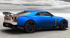 Nissan GT-R50 by Italdesign : 990 000 € hors taxes