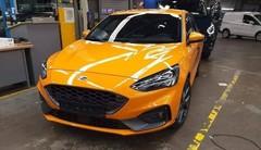 Ford Focus ST : fuite sur Internet