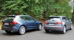 Essai Audi Q5 35 TDI vs Volvo XC60 D3 : rigueur germanique ou charme scandinave ?