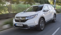 Essai Honda CR-V hybride : le SUV de transition